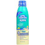 Coppertone Kids Protective Vitamins Sunscreen Clear Continuous Spray, SPF 70 6 fl oz
