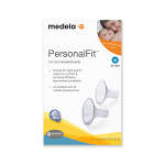 Medela Personal Fit Breastshield, 2 pk, Medium (24 mm)