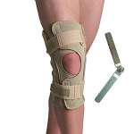 Swede-O Thermoskin Hinged Knee Wrap Single Pivot XXXL, Thermo 88276