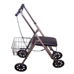 Drive Basket for Knee With Wheels Walkers, 250 Pounds, Drive 780