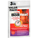 Beyond Bodi Pain Relieving Heat Pads, 3 Ea