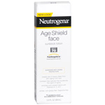 Neutrogena Age Shield Face Sunblock with SPF 70, 3 oz
