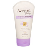 Aveeno Baby Continuous Protection Sunblock Lotion SPF 55, 4 oz