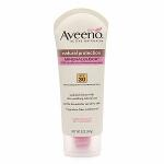 Aveeno Active Naturals Natural Protection Mineral Block Sunscreen Lotion, SPF 30, 3 oz