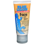 Blue Lizard Australian Face Suncream, SPF 30+, 3 fl oz