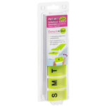 Detach N Go 7 Day Single Pill Box, 1 ea