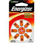Energizer Batteries EZ Turn and Lock Hearing Aid Size 13, 8 pk