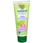 Banana Boat Natural Reflect Baby Sunscreen Lotion, SPF 50, 4 oz