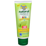 Banana Boat Natural Reflect Kids Sunscreen Lotion, SPF 50, 4 oz