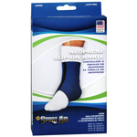 Sportaid Slip-On Ankle Brace Neoprene Large, 1 ea