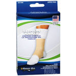 "Sportaid Ankle Brace Slip-on, Xlarge 10.25""-11.25"", 1ea"