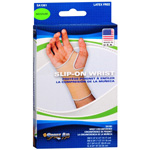Sportaid Wrist Brace Slip-On Beige, Medium, 1 Ea