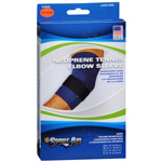 Sportaid Elbow Brace Neoprene Blue Large, 1 ea