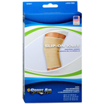 "Sportaid Knee Brace Slip-On, Beige Small 12""-14"", 1 ea"