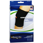 "Sportaid Knee Wrap Neoprene Black, Small 13""-14"", 1 ea"