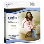 Brown Medical Sealtight Pediatric Leg Cast Protector Lg-31""