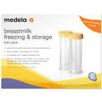 Medela 80 mL Breastmilk Freezing & Storage, 12 Pack