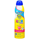 Banana Boat Kids UltraMist Spray, SPF 50, 6 oz