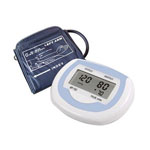 MedQuip Blood Pressure Monitor 120 Mem with Compact