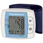 HealthSmart Standard Automatic Wrist Digital Blood Pressure Monitor,