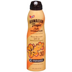 Hawaiian Tropic Silk Hydration Continuous Spray Sunscreen SPF 30, 6 oz
