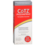 CoTZ Pediatric Sunscreen, SPF 40, 3.5 oz