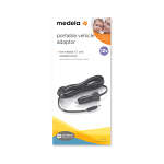 Medela 12V Vehicle Lighter Adaptor