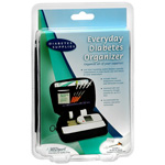 MEDport Everyday Diabetes Organizer, 1 ea