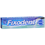 Fixodent Complete, Denture Adhesive Cream, 2.2 oz