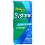 Systane Lubricant Eye Drops, 1 fl oz