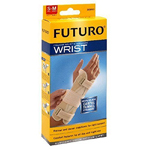 FUTURO Deluxe Wrist Stabilizer, Small-Medium, Left Hand, 1 ea