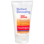 Neutrogena Blackhead Eliminating Daily Scrub, 4.2 fl oz