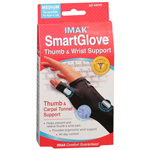 IMAK Reversible Thumb & Wrist Brace, Medium, 1 ea