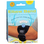 IMAK Elbow Band, One Size Fits Right to Left, 1 ea