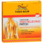 Tiger Balm Pain Relieving Patch, 5 ea