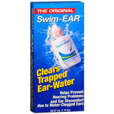 Swim Ear Drying Aid, 1 fl oz