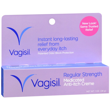 Vagisil Anti-Itch Creme, Original Formula, 1 oz