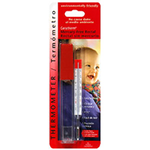 Mercury Free Rectal Thermometer - 1 oz
