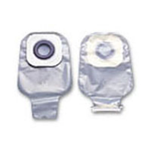 Karaya 5 Drainable Pouch with Porous Cloth Tape 1-1/2 Inches HOL3603 - 10 Ea