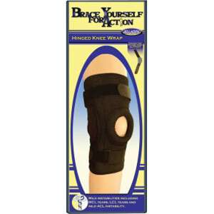 Bell-Horn ProStyle EZ Fit Hinged Knee Wrap, XLarge