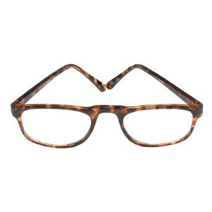 Windmill Reading Glass 1/2 Eye Tortoise Shell, 3.00, #729H